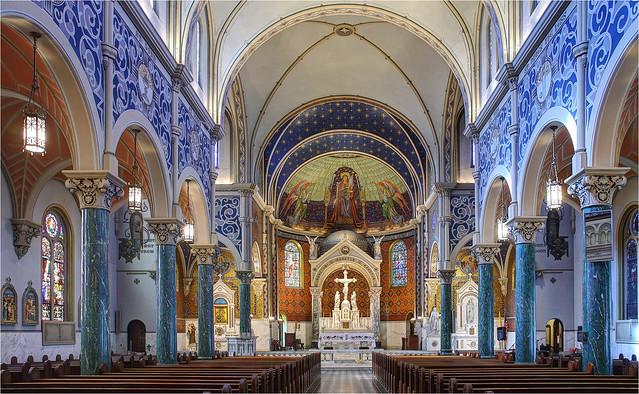 Saint Cecilia Catholic Church