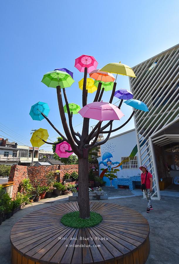 彰化和美景點卡里善之樹雨傘13