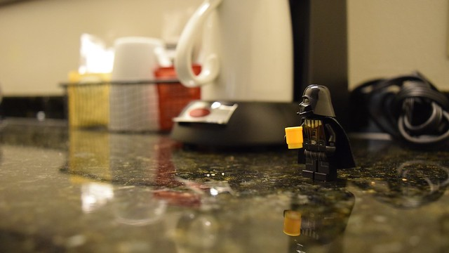 Vader's Day Off