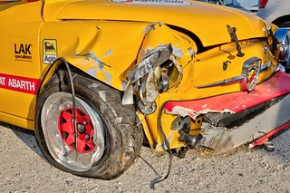 L19.25.14 - 71-klassen - 9 - Fiat Abarth 1000 TC - Mikael Moeslund - skadet, ryttergård - DSC_0756_Balancer