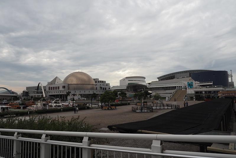 名古屋港水族館外観
