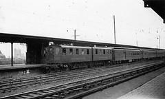PRR DD1 16 at Manhattan Transfer 1935