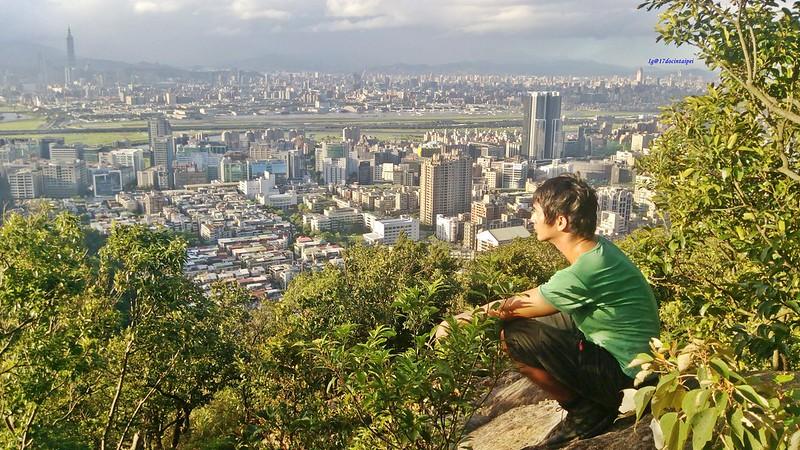 TAIPEI-bush walking-台北郊山健行-內湖金面山剪刀石-17度C隨拍 (1)