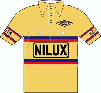 Nilux - Giro d'Italia 1952