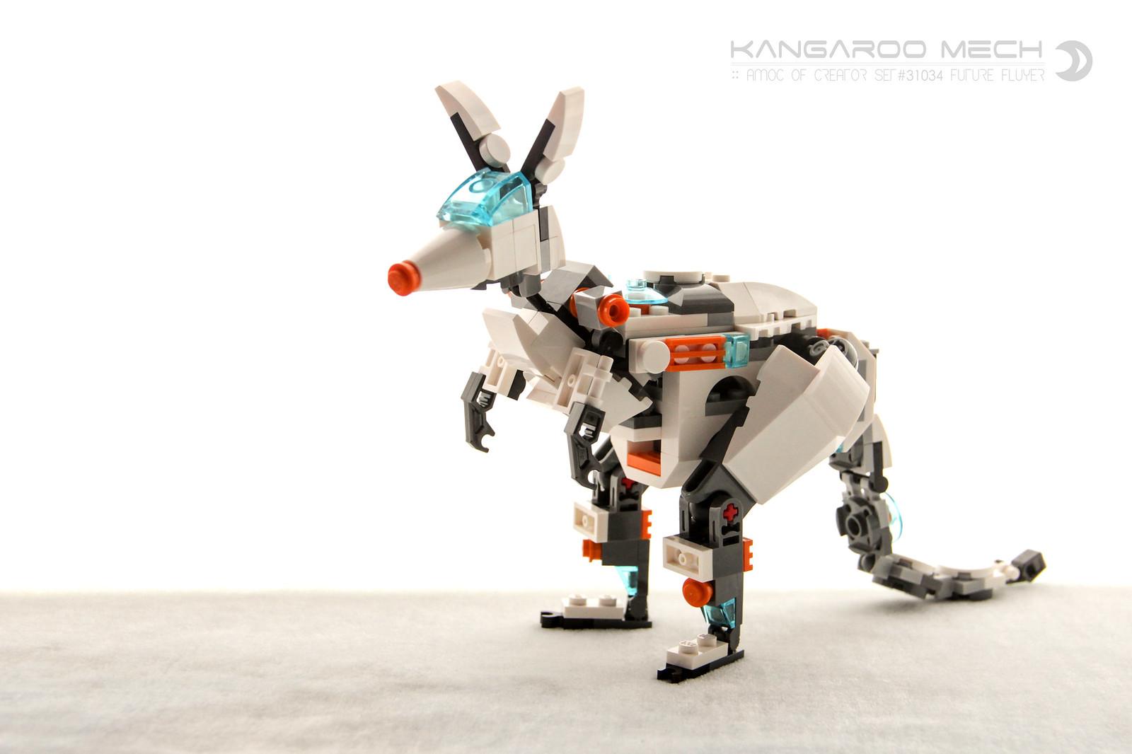 機甲袋鼠: 31034 AMOC