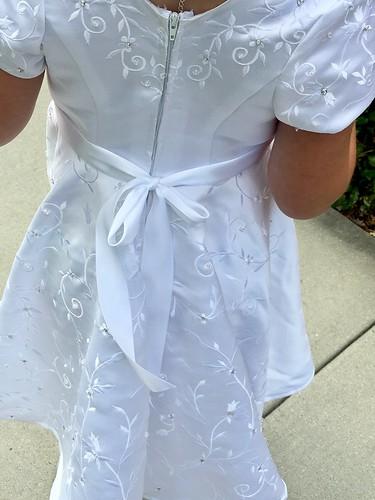Daisy's Baptism