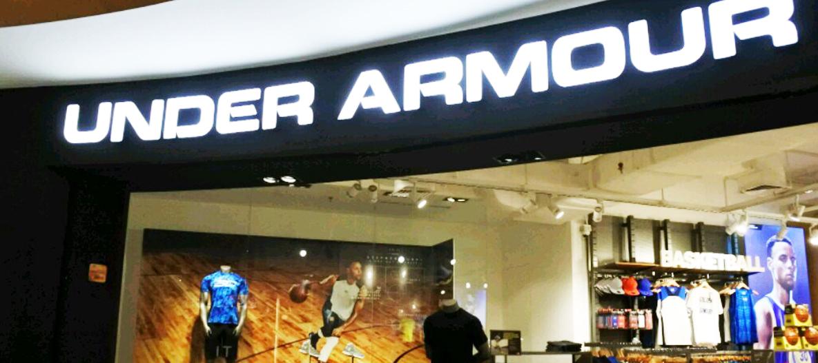 Under Armour - Mall Kelapa Gading 2  521049e676