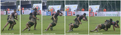 Rugby Tackle (Step by Step)