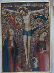 Medieval Crucifixion, Norwich Cathedral
