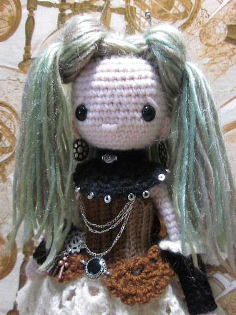 Persia Maris, Steampunk Jane doll