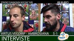 Virtus V.- Ambrosiana del 22-10-17