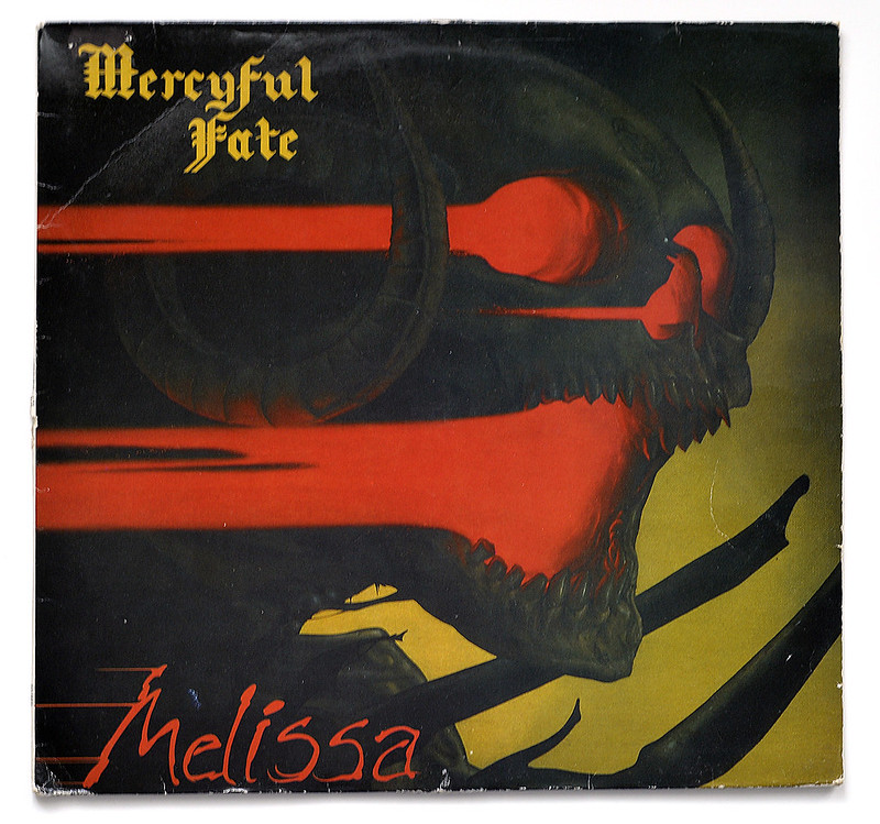 A0433 MERCYFUL FATE - Melissa