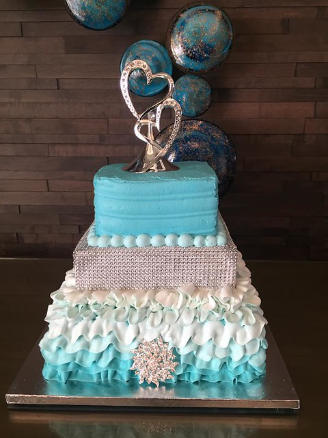 Cake by Caribe Bakery