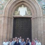 Visita Monasterio Santa Paula.