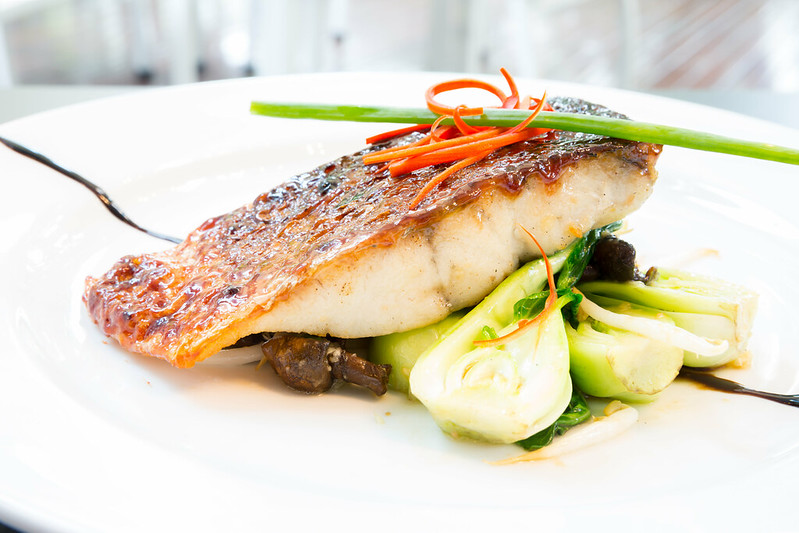Royale's Locally Farmed Seabass