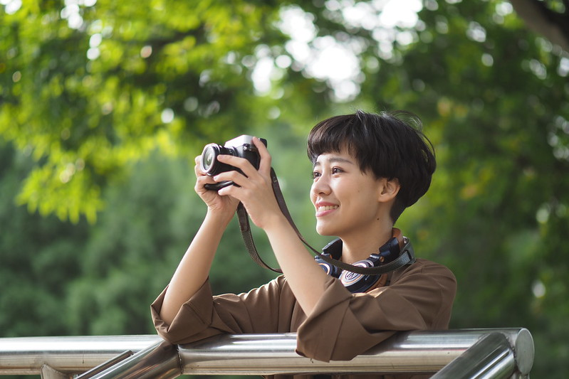 Leica DG 42.5mm f/1.2|人像鏡運動會