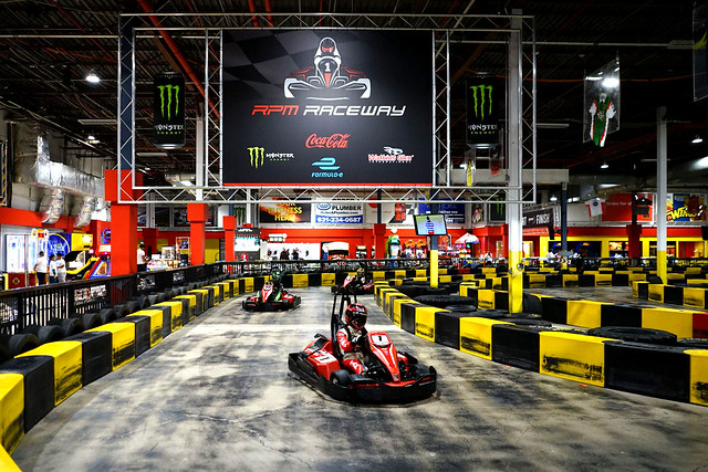 RPM Raceway Cover Story