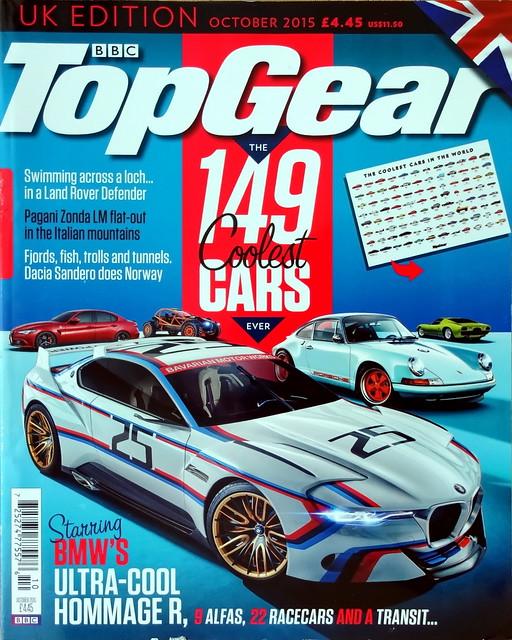 BBC Top Gear 10/2015