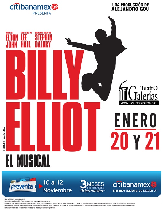 2018.01.21 BILLY ELLIOT