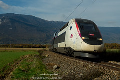 SNCF TGV Duplex 817 - Photo of Frangy