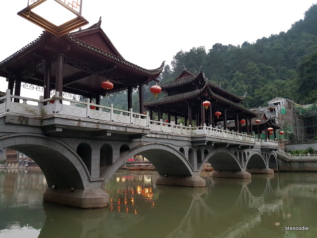 Fenghuang Ancient Town bridge