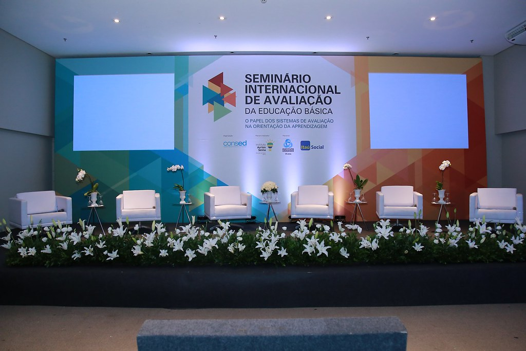 10.10.2017 Seminário Internacional de Avaliação, em Recife (Manhã)