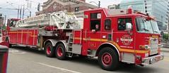Seattle Fire Department Ladder 4