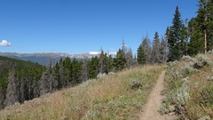 Segment 6, Colorado Trail, near Breckenridge, CO6