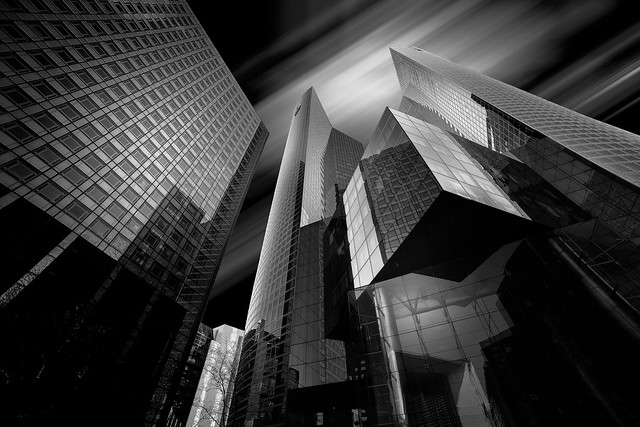 Paris - La Défense - Fine Art Achitecture Photography