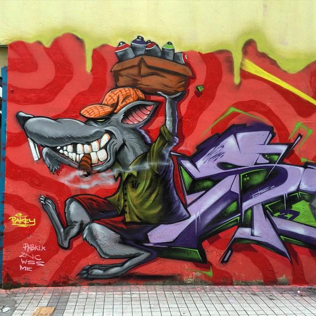 Street Rat, Bukit Bintang , 2015