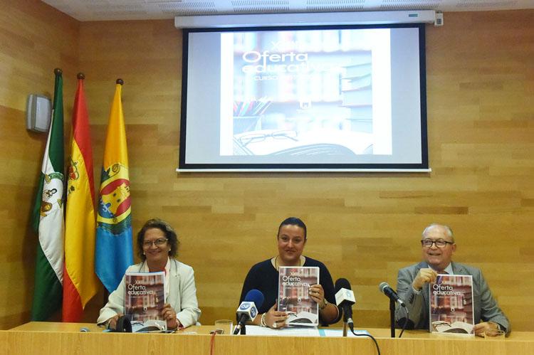 PRESENTACIÓN DE LA OFERTA EDUCATIVA MUNICIPAL1