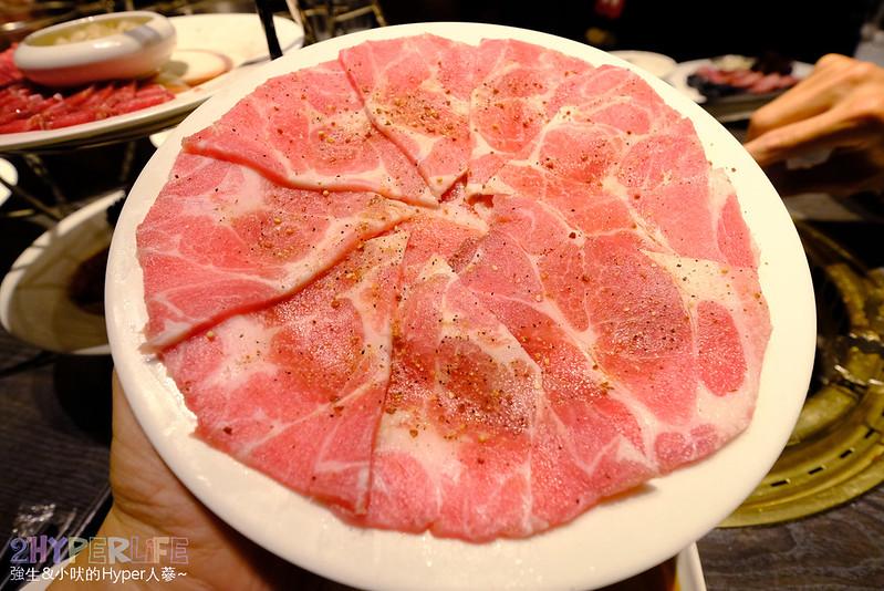 台中屋馬燒肉50