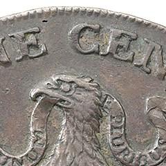 1791 Washington Cent ANS 0000.999.28515.rev