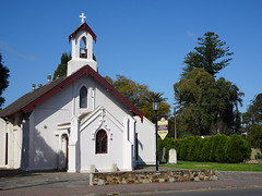 Marryatville Kensington. St Matthews Anglican Church. Built in 1848 and one of the oldest Anglican churches in South Australia still in use.