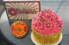 Birthday Cakes by Oscar's Donuts and Cakes