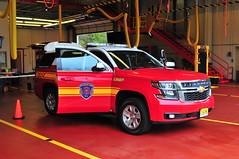 Franklin Park Fire Department Car 31