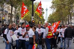 Paris protest, 10-10-2017-No 2