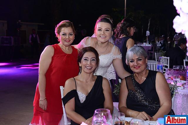 Tevfik Kemaloğlu, İnci Yüksel düğün-8