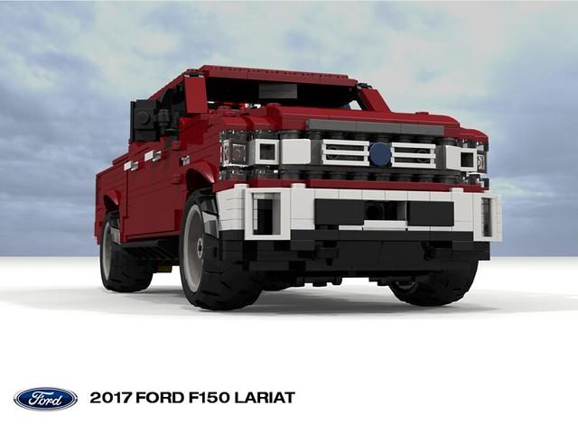Ford F150 Lariat Supercrew (P552MCA - 2017)