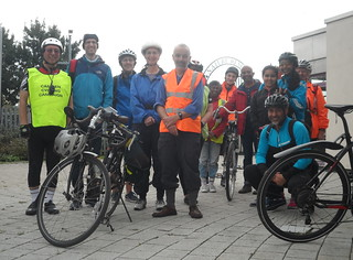 Lea Valley Ride 34