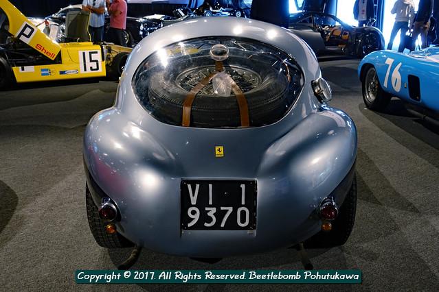 2017: RM Auctions, Monterey: 1950 Ferrari 166MM/212 Export Uovo