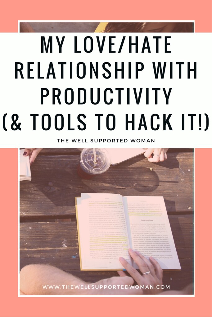 Life coach Laura Weldy digs into why thinking about your productivity in the traditional sense is a waste of time - and her favorite tools for when she just needs to hack her way through a project. Click through to the blog to learn how to harness your productivity!