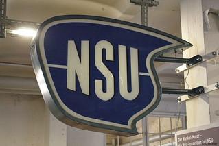NSU im Auto- u. Uhrenmuseum Schramberg 2017