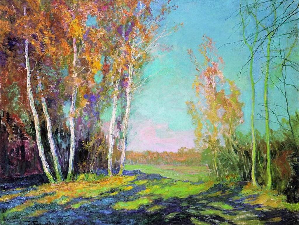 瓦西里·巴克舍耶夫画作选7