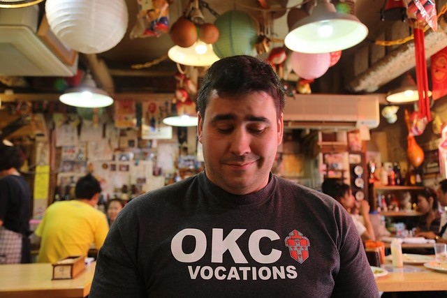 OKC Vocations: Out and About