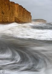 Storm Ophelia pounds West Bay