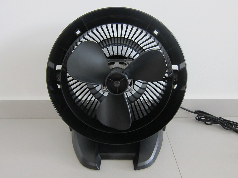 Vornado 630 - Front - Without Cover