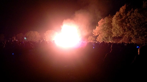 Horley Bonfire