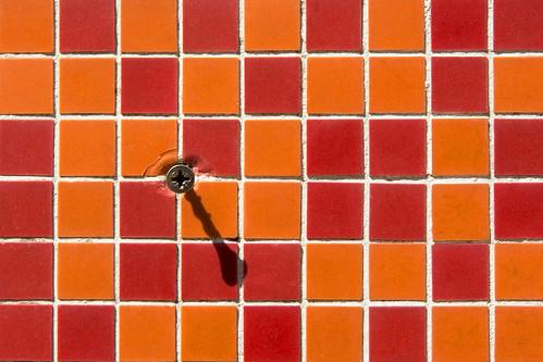 Pozidriv screw (on Explore)