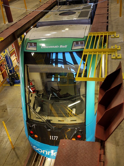 pin Streetcar Maintenance Facility
